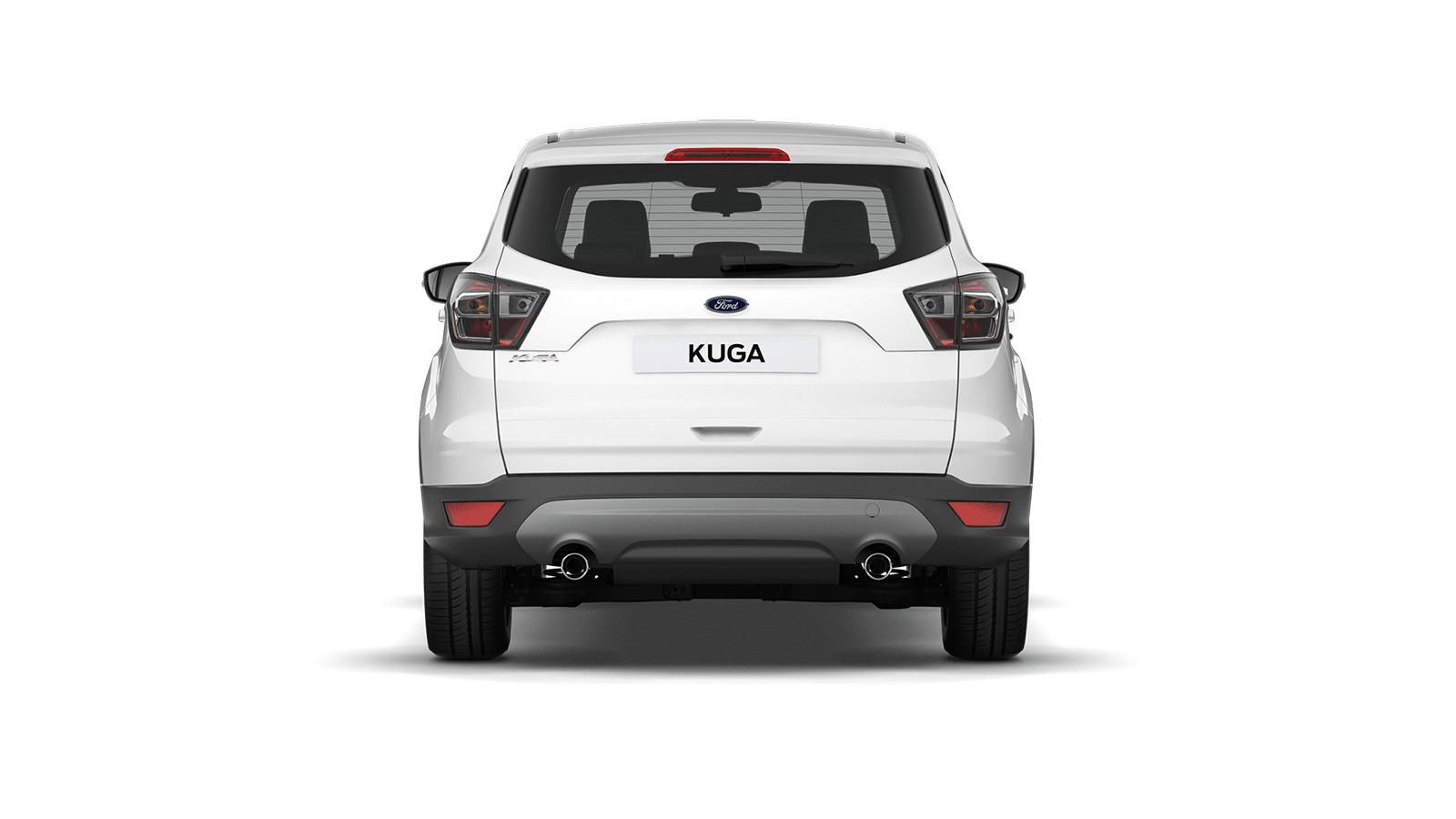 Ford Kuga: комплектации, цена и характеристики | фото 6