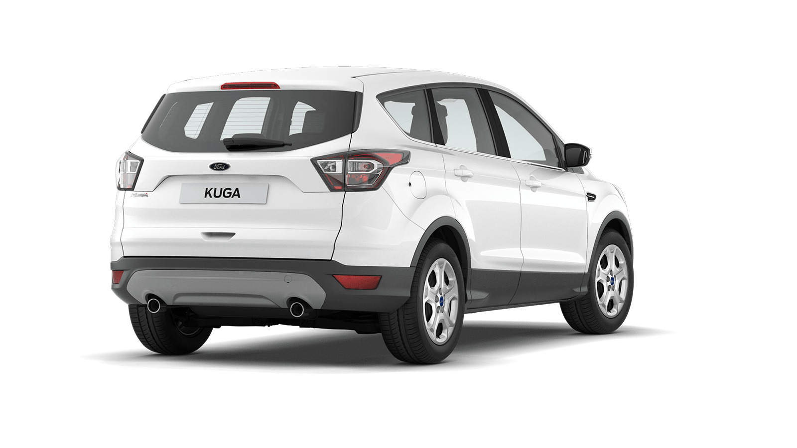 Ford Kuga: комплектации, цена и характеристики | фото 7