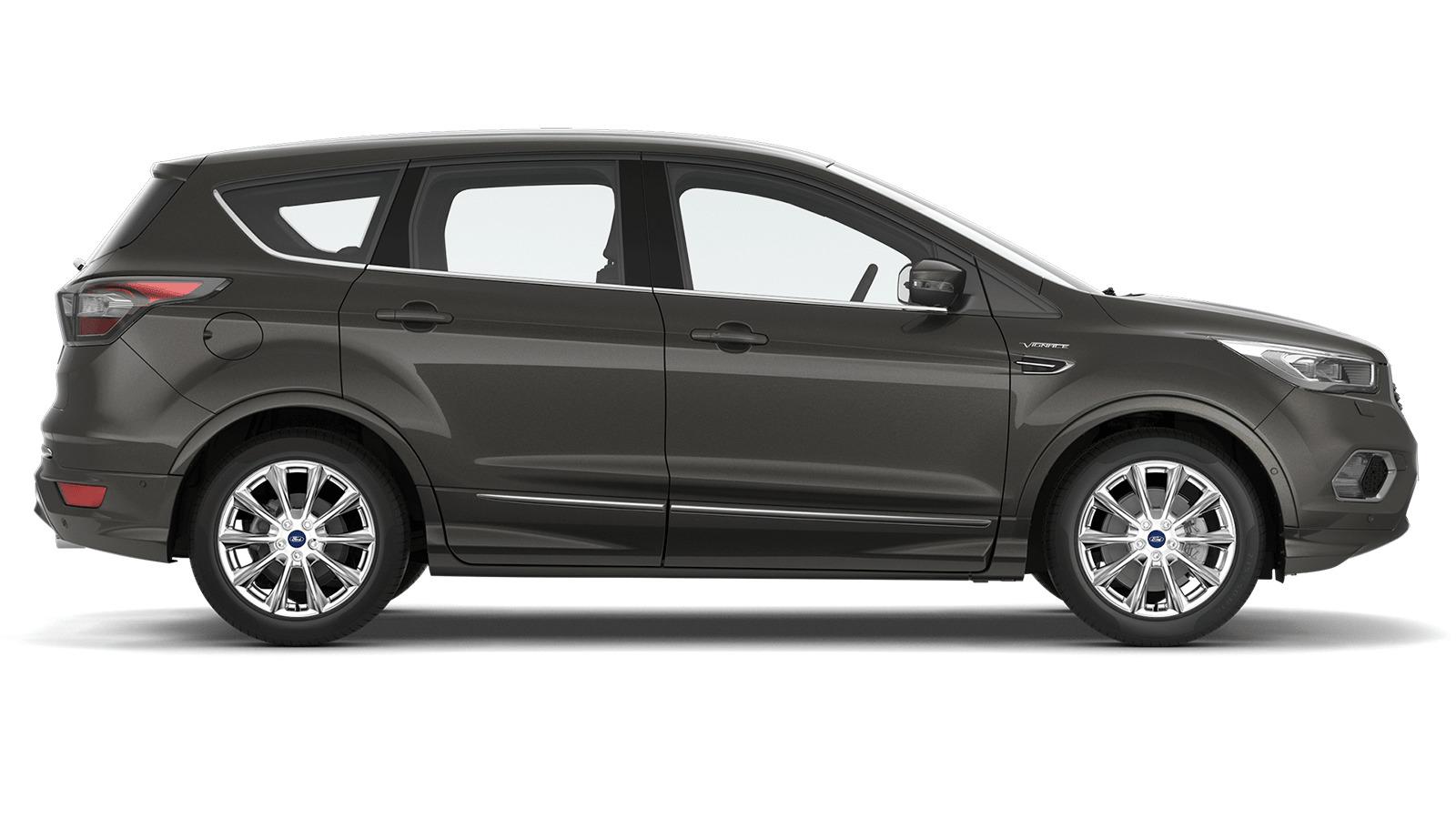 Ford Kuga: комплектации, цена и характеристики | фото 8