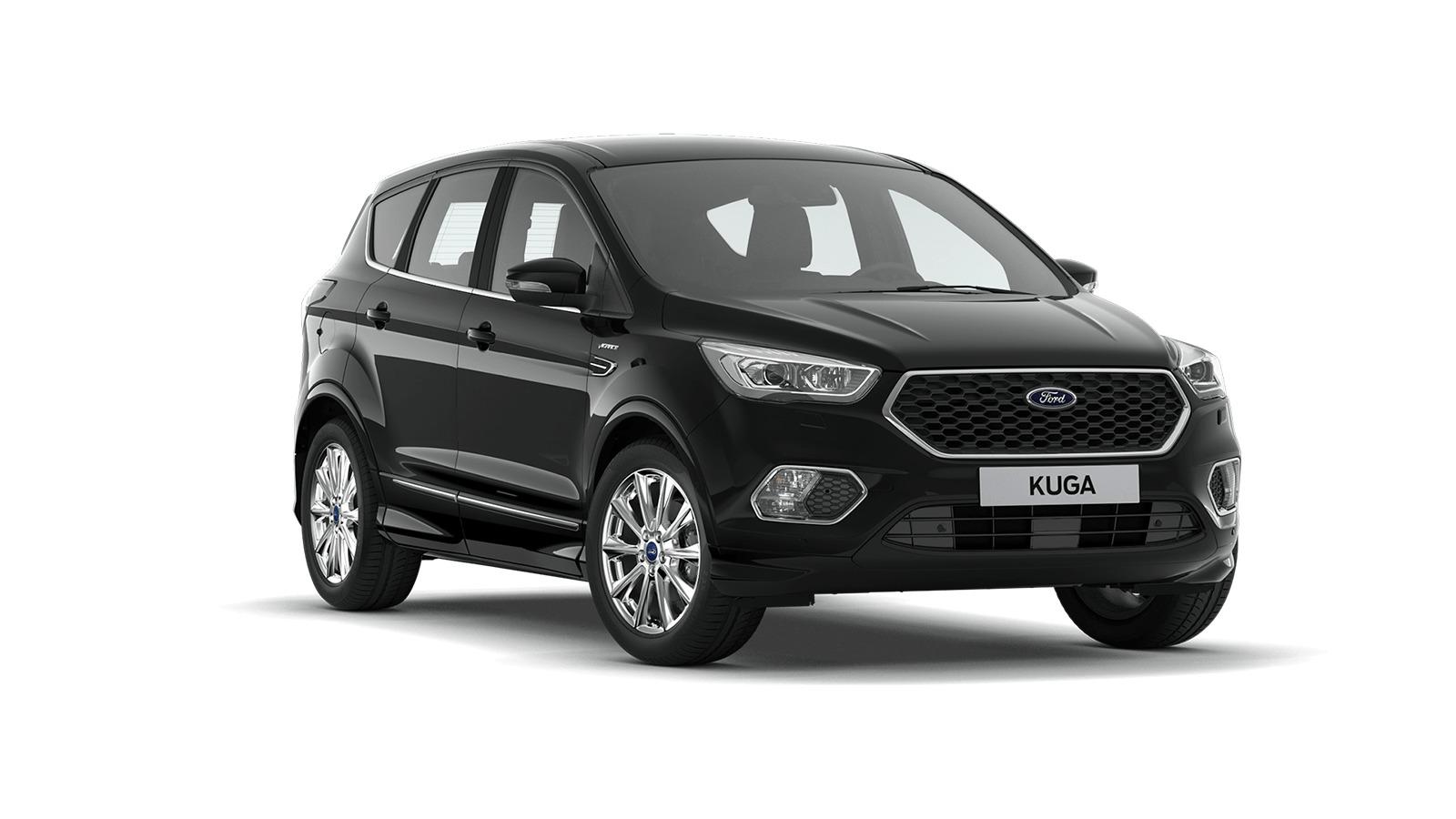 Ford Kuga: комплектации, цена и характеристики   фото 1