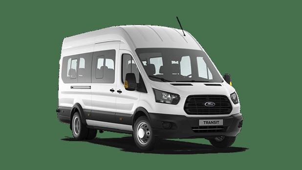 Transit Пассажирские автобусы: комплектации, цена и характеристики | фото 1