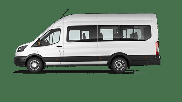 Transit Пассажирские автобусы: комплектации, цена и характеристики | фото 2