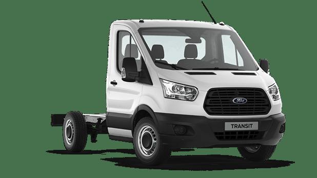 Transit Шасси: комплектации, цена и характеристики   фото 1