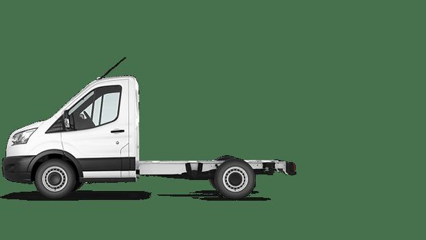 Transit Шасси: комплектации, цена и характеристики   фото 2