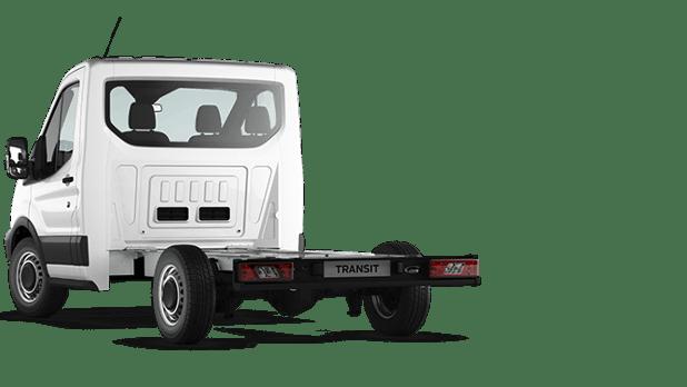 Transit Шасси: комплектации, цена и характеристики   фото 3