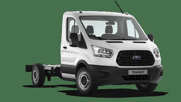 Transit Шасси: комплектации, цена и характеристики | фото 4
