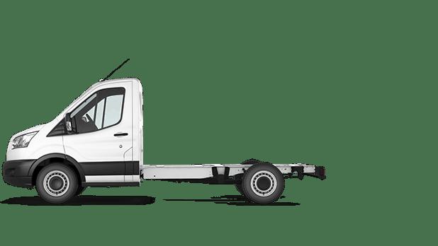 Transit Шасси: комплектации, цена и характеристики   фото 5