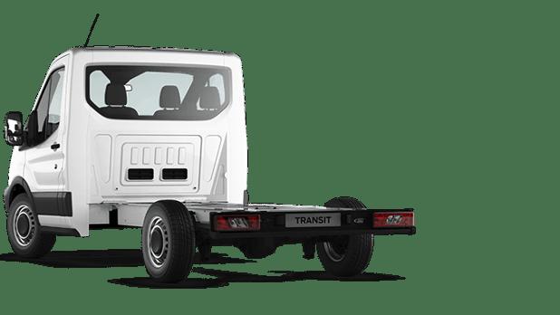 Transit Шасси: комплектации, цена и характеристики | фото 6