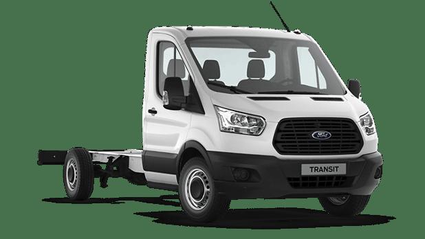 Transit Шасси: комплектации, цена и характеристики | фото 7