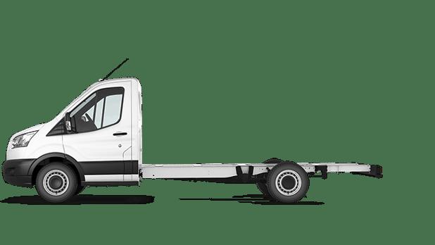 Transit Шасси: комплектации, цена и характеристики | фото 8