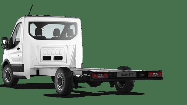 Transit Шасси: комплектации, цена и характеристики | фото 9